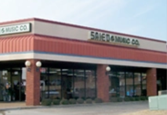 Fort Smith Saied Music Store